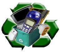 e waste logo