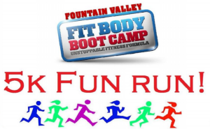 FVCF Fit Body Boot Camp 5K