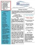Spring 2016 Newsletter Thumbnail